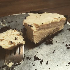 tahini cream pie